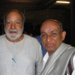 Mohindar Dhillon of Natraj Arts and Balasubramaniam who was Bhima