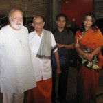 Mohindar Dhillon, Balasubramaniam, Krishna and Myself