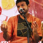 TM Krishna's tailored top