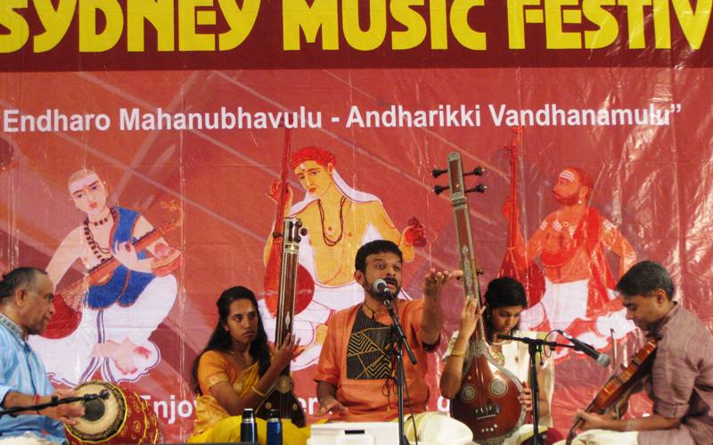 Third Day Struck by TM Krishna