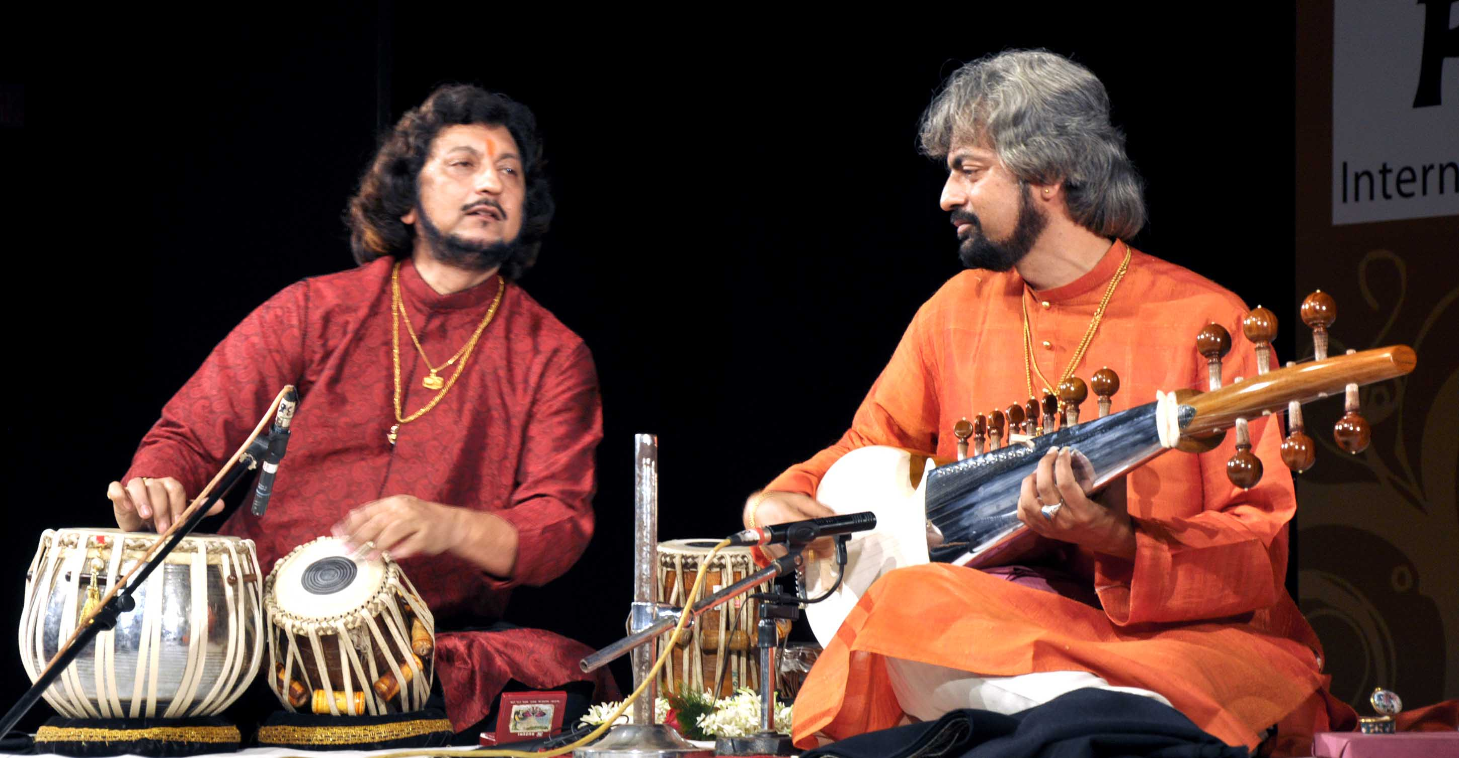 Sarod Recital by Bose Duo