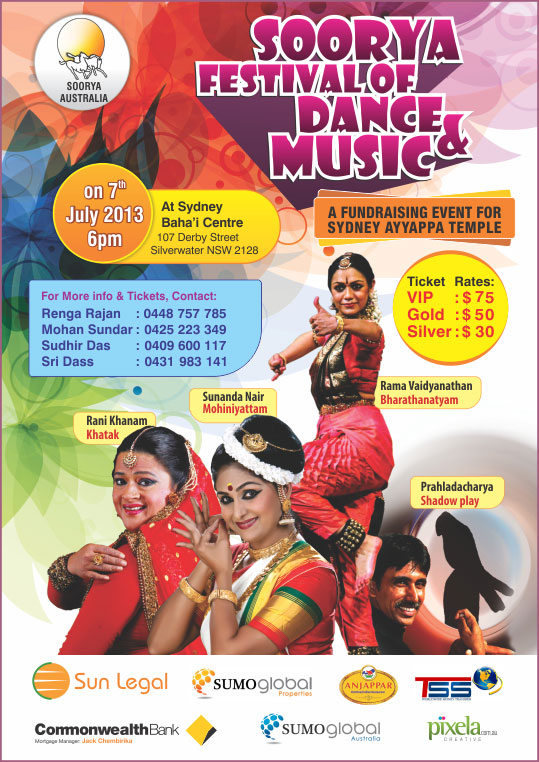 Soorya Festival of Dance