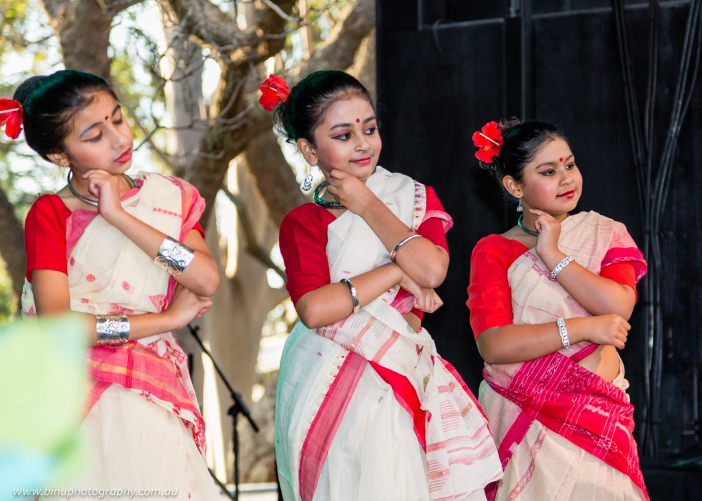 During Parramasala 2015 at Prince Alfred Square, Parramatta, New South Wales, Australia on 24/10/2015. Photo: Binu Naikaraparambil #BinuPhotographySydney http://on.fb.me/1emZH6H