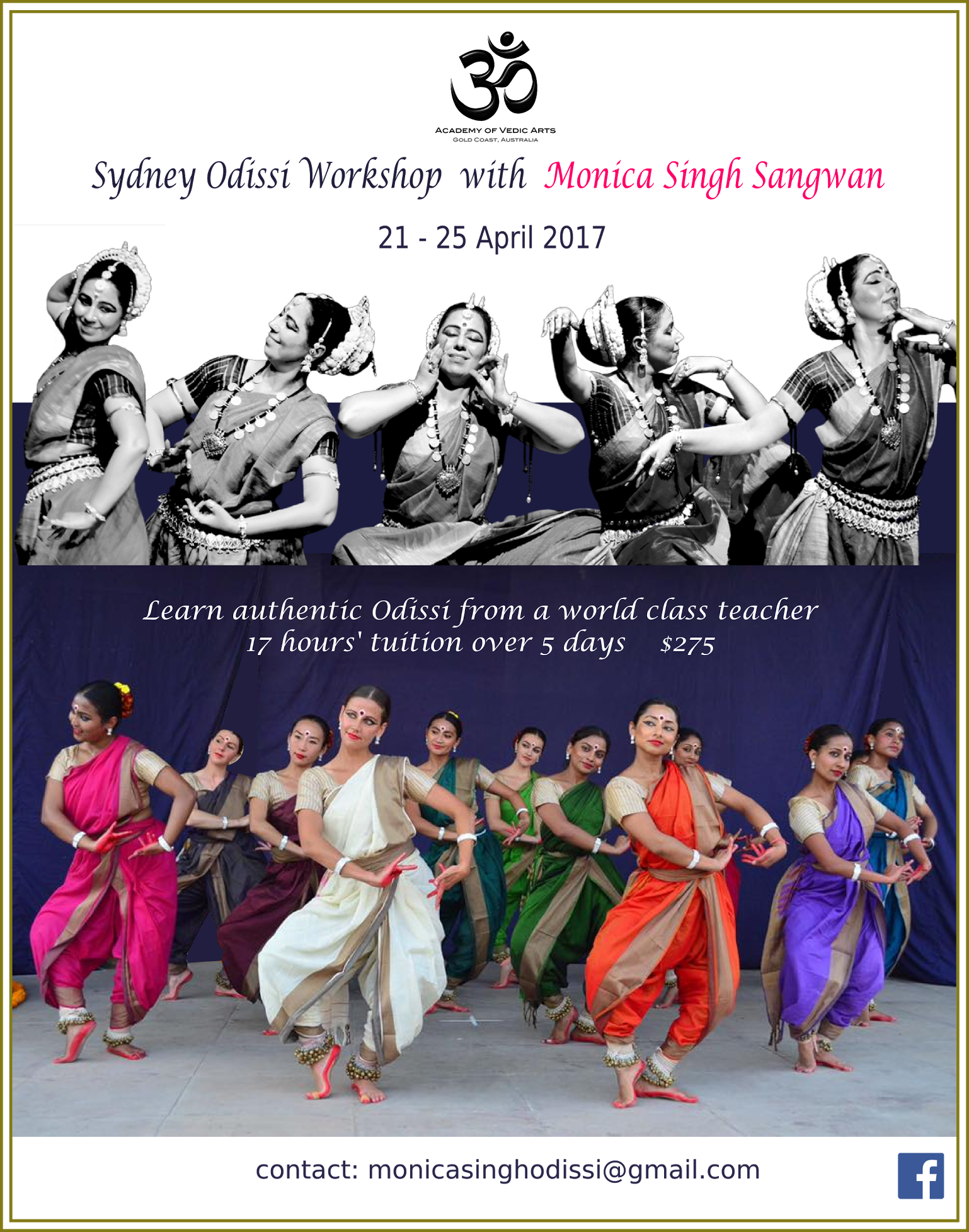 Odissi workshop